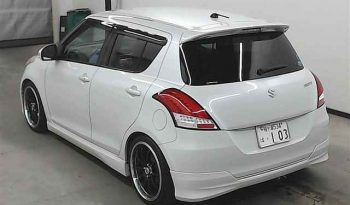 Suzuki Swift RS 2012 full